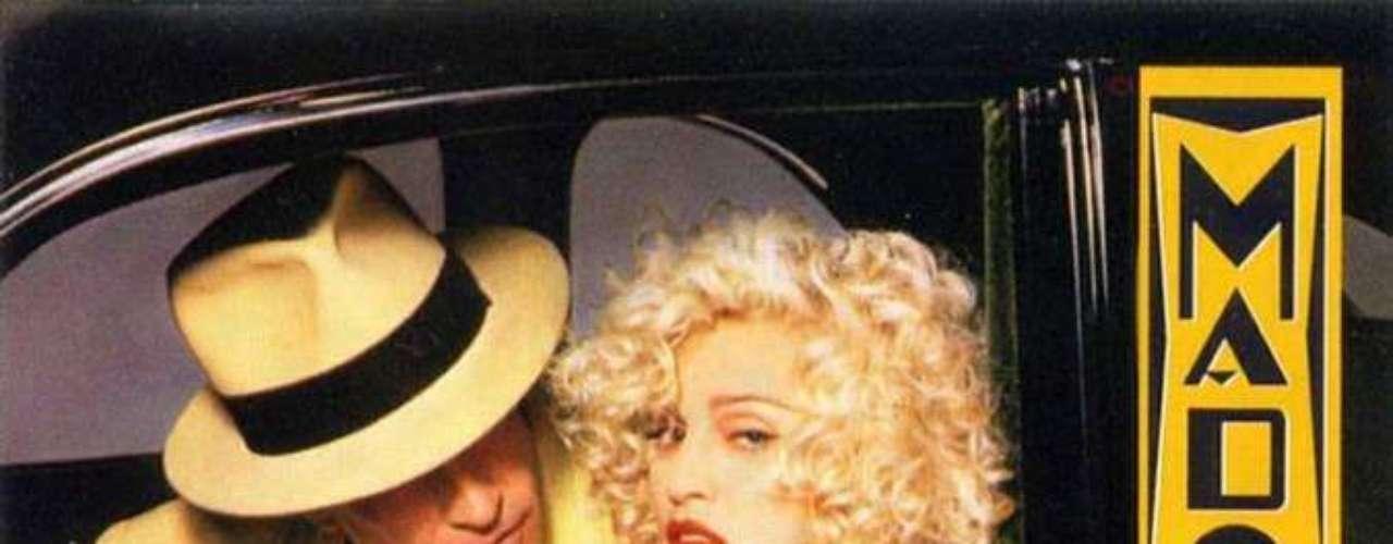 No. 2. 'Dick Tracy'. 1990. Recaudó: $103.7 millones de dólares.